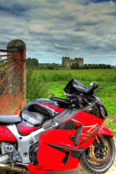 16. Tipperary<br /> Loughmore castle, 5K S of Templemore