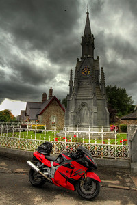 7. Longford Ardagh clock, 10K SE of Longford