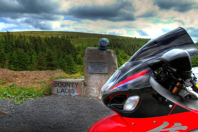13. Laois/Offaly Fanning memorial, Glendine gap, 8K SE of Kinnitty