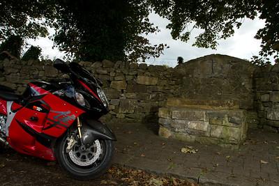 7. Longford/Westmeath De Profundus stone – 9K S of Mullingar; 5K NW of Rochfortbridge