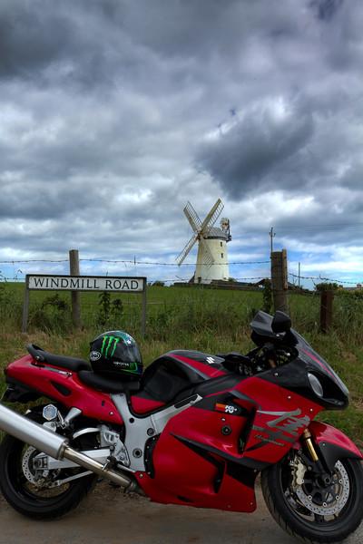 4. Down/Armagh<br /> Ballycopeland windmill – a wee bit W of Millisle