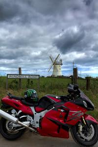 4. Down/Armagh Ballycopeland windmill – a wee bit W of Millisle