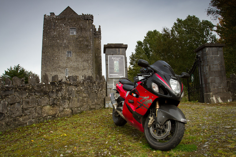16. Tipperary<br /> Redwood castle – 6K W of Rathcabbin & then 1K North