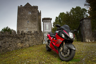 16. Tipperary Redwood castle – 6K W of Rathcabbin & then 1K North