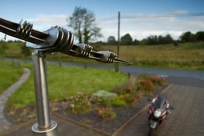 24. Galway Halifax monument 8K E of Tuam – Ryehill (Levally)