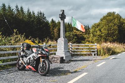 """20. Mayo """"West Mayo IRA Monument"""""""
