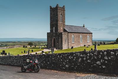 """02. Derry """"Tamlaghtard Church"""""""