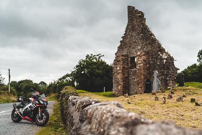 "13. Laois/Offaly - ""Roscomroe Church Ruin"""