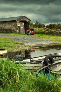 7. Longford/Westmeath Boathouse 4K S of Coole (Lough Derravaragh)