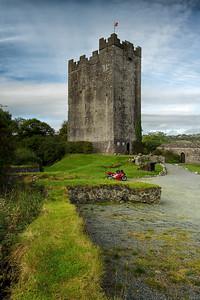14. Clare Dysert O'Dea castle; 5K S of Corofin