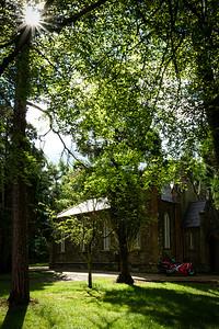 2. Derry Carrick Parish Church; 6K S of Limavady