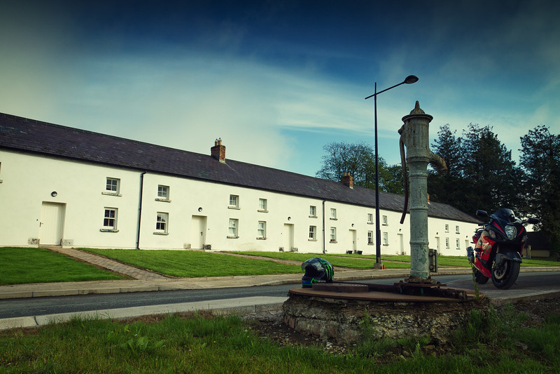 5. Cavan/Monaghan<br /> Mullan village; 5 K NE of Emyvale