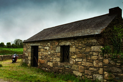 11. Wexford Evoy's forge; 4K N of Newbawn