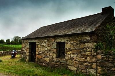 11. Wexford Evoy's forge; 4K N of Newbawn