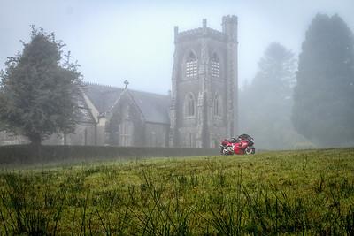 6. Fermanagh/Tyrone Holy Trinity Church overlooking L Erne - 10K SE of Derrylin
