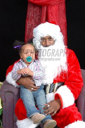 Photos with Santa @ Ark Community Center