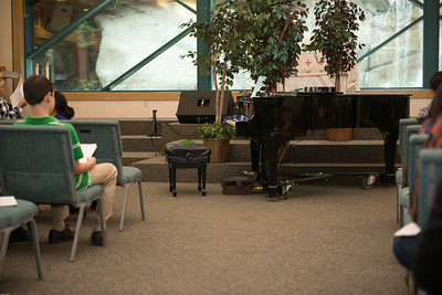 Piano Performance Gautam's Piano Recital of The Witch Doctor, at the Washington Cathedral, Redmond. Teacher Lori Lapworth.