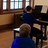 Daniel at Piano