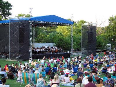 Piedmont Park - Summer 2006