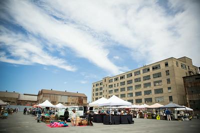 Pier 70 Partners Community Showcase 6.21.2014
