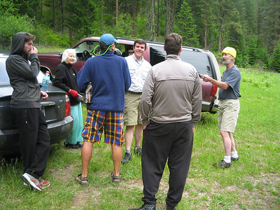 Pilgrim Raft Trip 2011