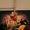 Eucharistic adoration during the night
