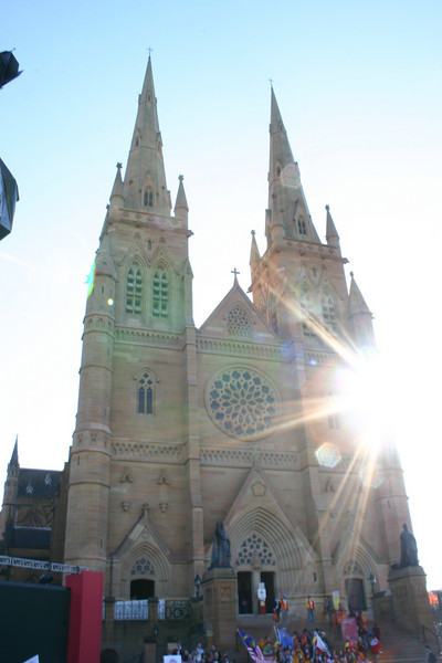 St.Mary's Cathedral, Sydney