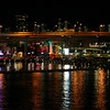 Sydney Harbor by night