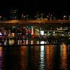 Sydney Harbor by night