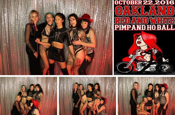 Pimp n Ho Ball - HAMCO 10.22.16 Photo Strips
