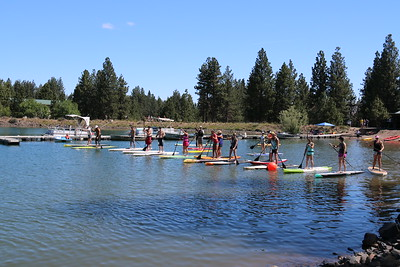 Pine Hollow Paddle 2015