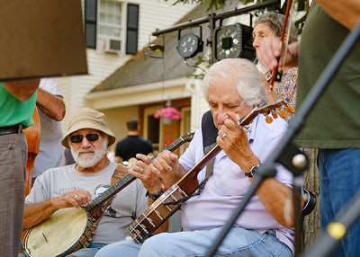 The Old Time Music Band