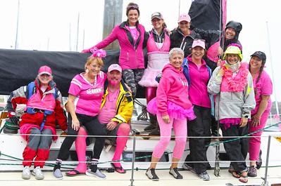 Pink Boat Regatta 2015