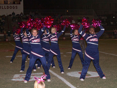 Pink Out 10.26.12