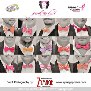 Pink Tie Ball
