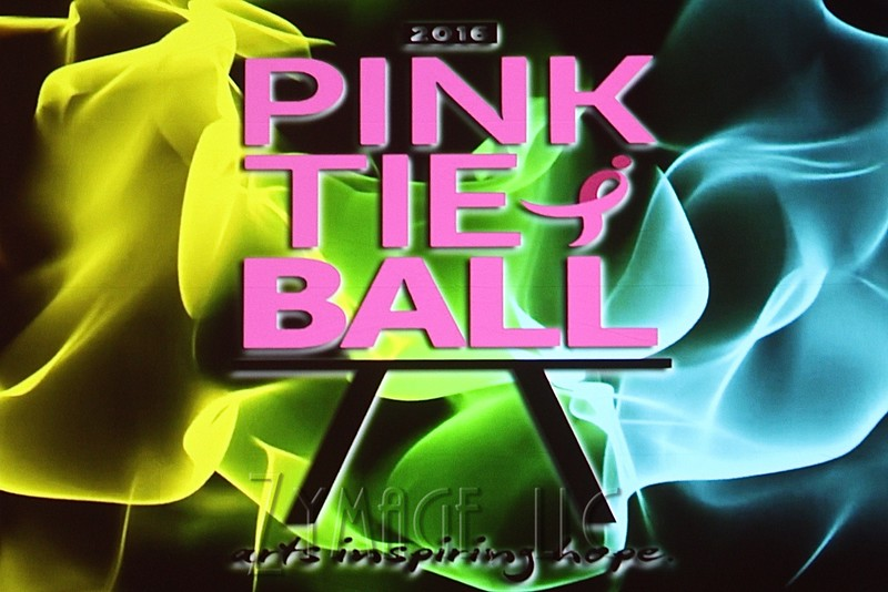 001 Pink Tie Ball Oct 22 2016 by Zymage NM