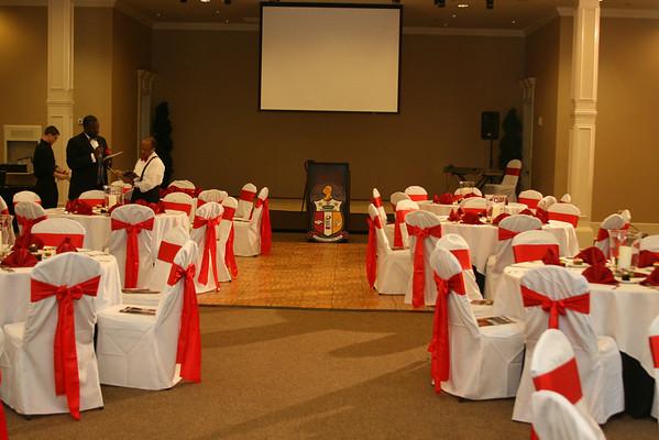 2013 Pinkston Scholarship Banquet