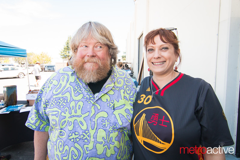 Event Organizers, Lance Boyle & Deb Anderson