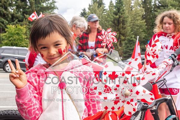 Pique Parade - Canada Day 2018-2