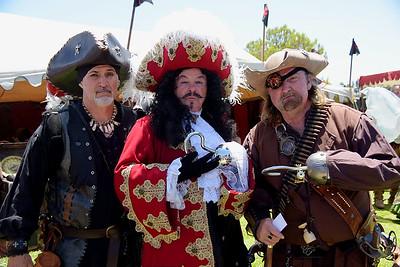 Pirate Invasion at Shoreline Village