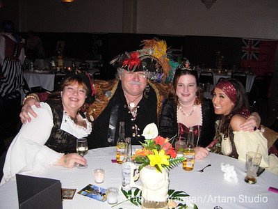 Pirate Ball 2008