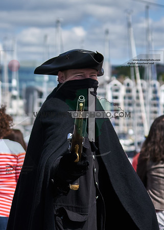 Pirates Weekend Plymouth 11/05/2019