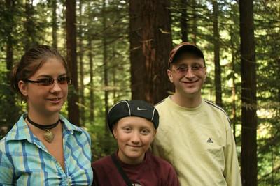 Pittock Hike 6/24/2005