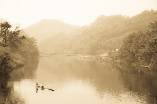 Wuyuan, Jiangxi Province China
