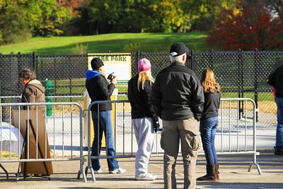 Plainfield Bark Park Opening
