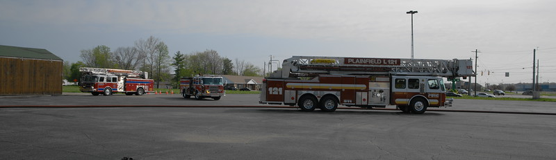Plainfield Fire Territory Training & Events
