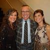 Dawn Sandomeno With Ed Bucciarelli, CEO-Bendel And Elizabeth Mascali