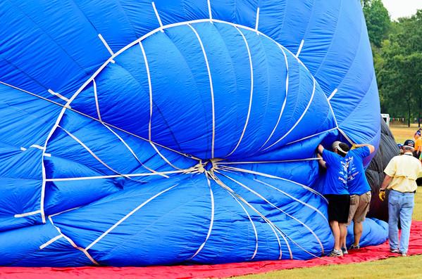 Plano Balloon Festival 2011