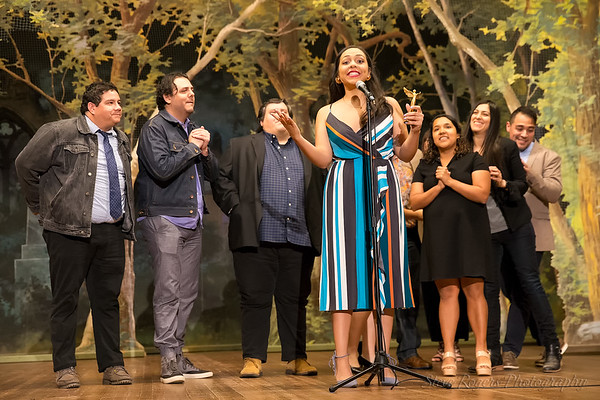 43rd Annual B. Iden Payne Awards Ceremony 10/23/2017