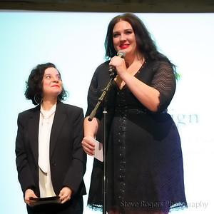 Gricelda Silva & Andrea Smith, presenters